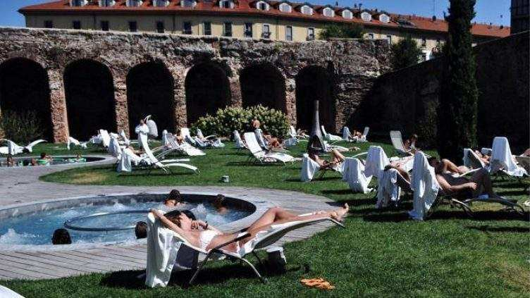 Qc terme a wonderlful spa in milan italy news from for Qc terme di milano