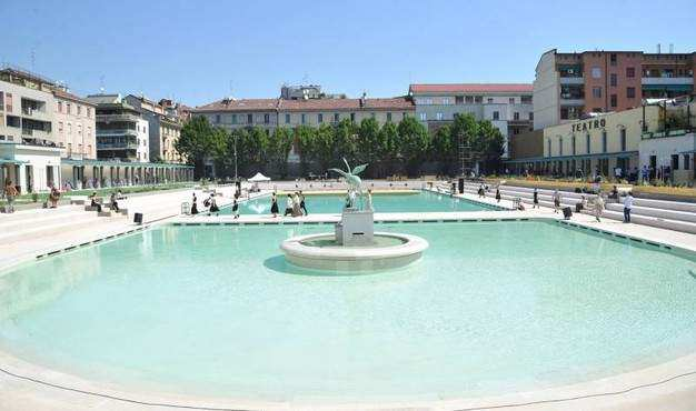 5 things to do in the next 15 days from 25th august to 7th for Piscina bollate