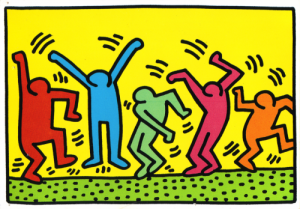 Keith Haring About Art Things To Do In Milan